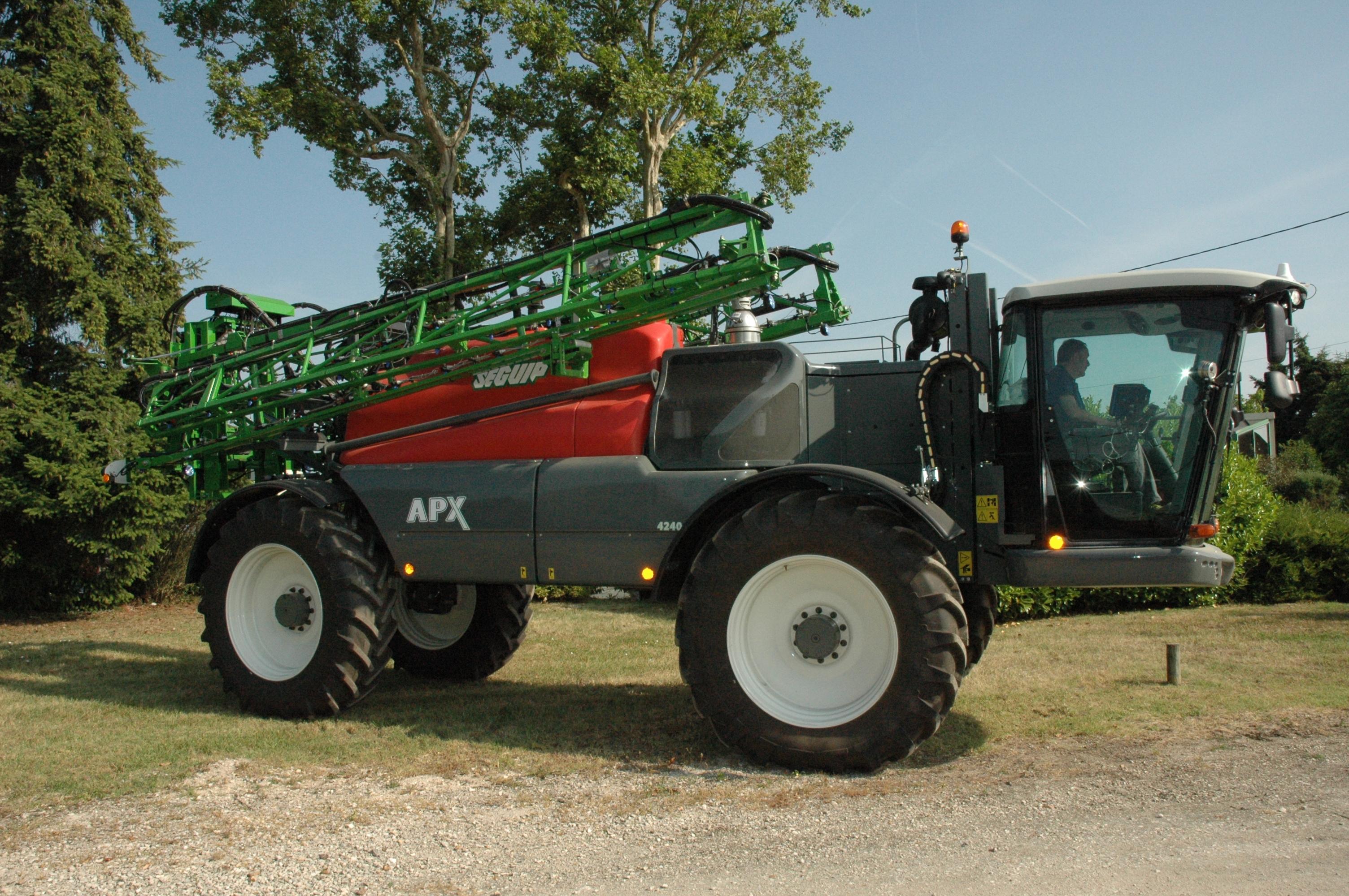 Caruelle Seguip formate son offre «agriculture et précision»