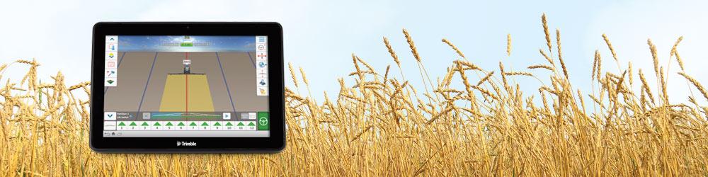 Trimble dévoile une nouvelle génération de consoles GPS