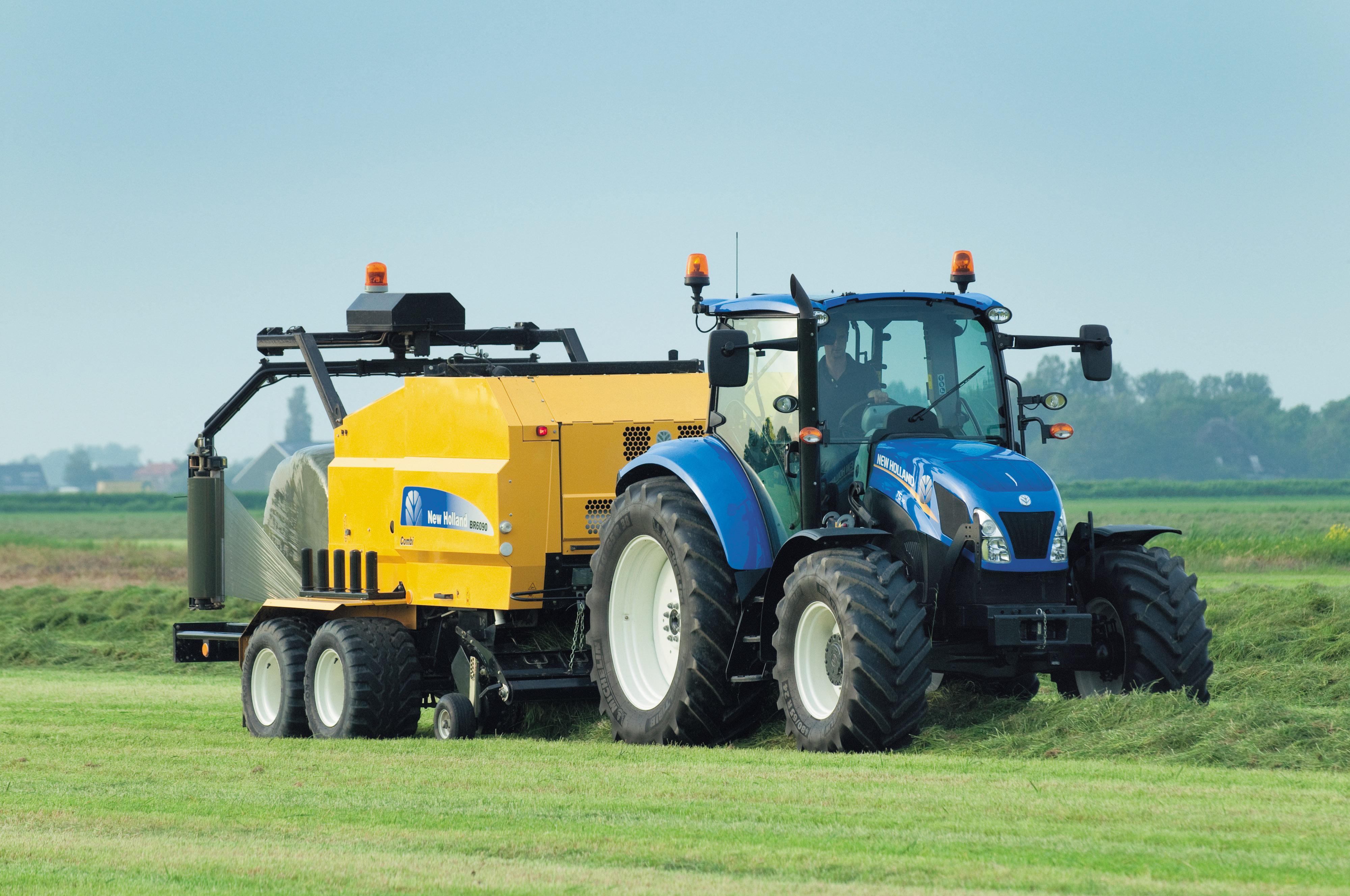 CNH : L'activité agricole ne rebondit toujours pas au début 2016