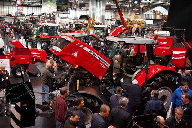 Parts de marché tracteurs 2019 : Un classement globalement inchangé