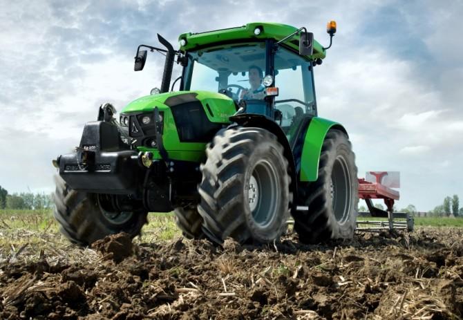 Same Deutz Fahr lance la gamme de tracteurs 5 G