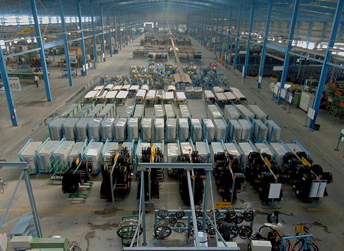 ATG dévoile un nouveau site de production en Inde