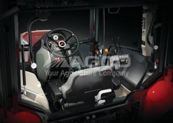 Massey Ferguson lance une nouvelle gamme de tracteurs lors du FIMA