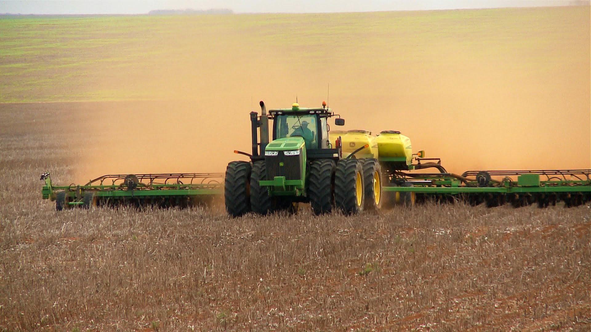 Vers une relance du marché brésilien des agroéquipements ?