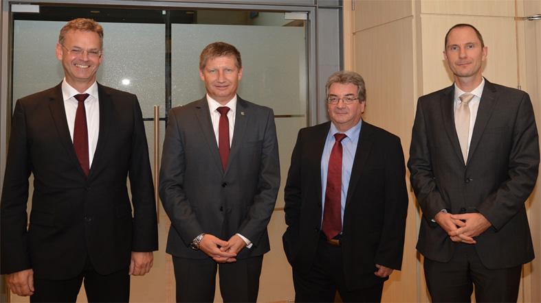 Un nouveau président nommé à la tête du CEMA