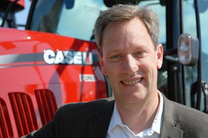 CEMA : Matthew Foster (Case IH) succède à Christoph Wigger (John Deere)