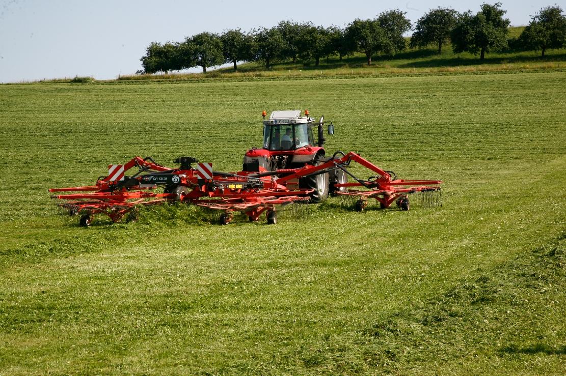 Vers une hausse des ventes des «arable farm equipment» en 2017 ?