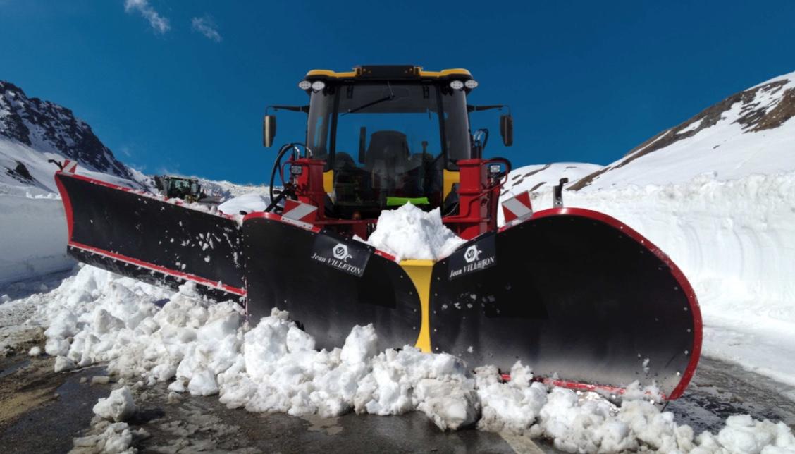 Villeton va commercialiser en direct des Fastrac Snow
