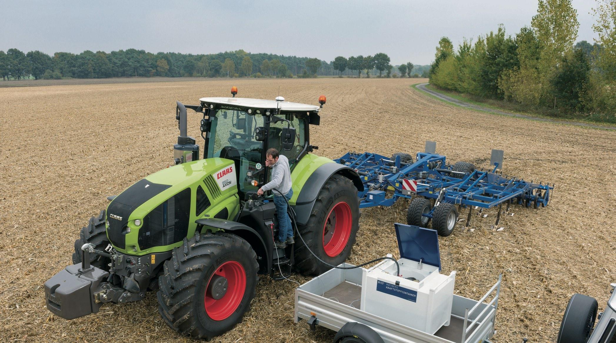 Immatriculations tracteurs : Les clés pour comprendre ce spectaculaire rebond !