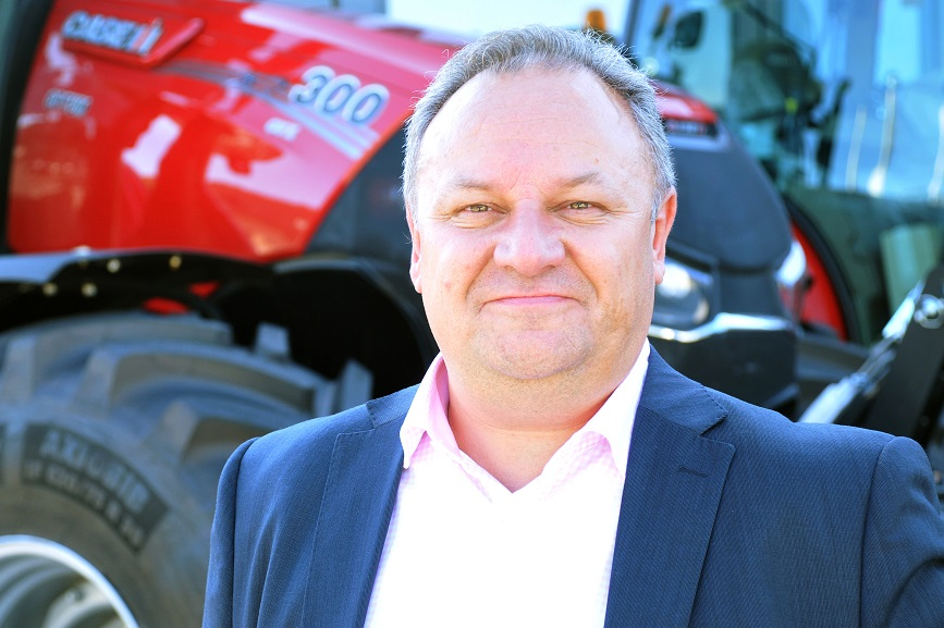 Thierry Panadero rejoint CNH