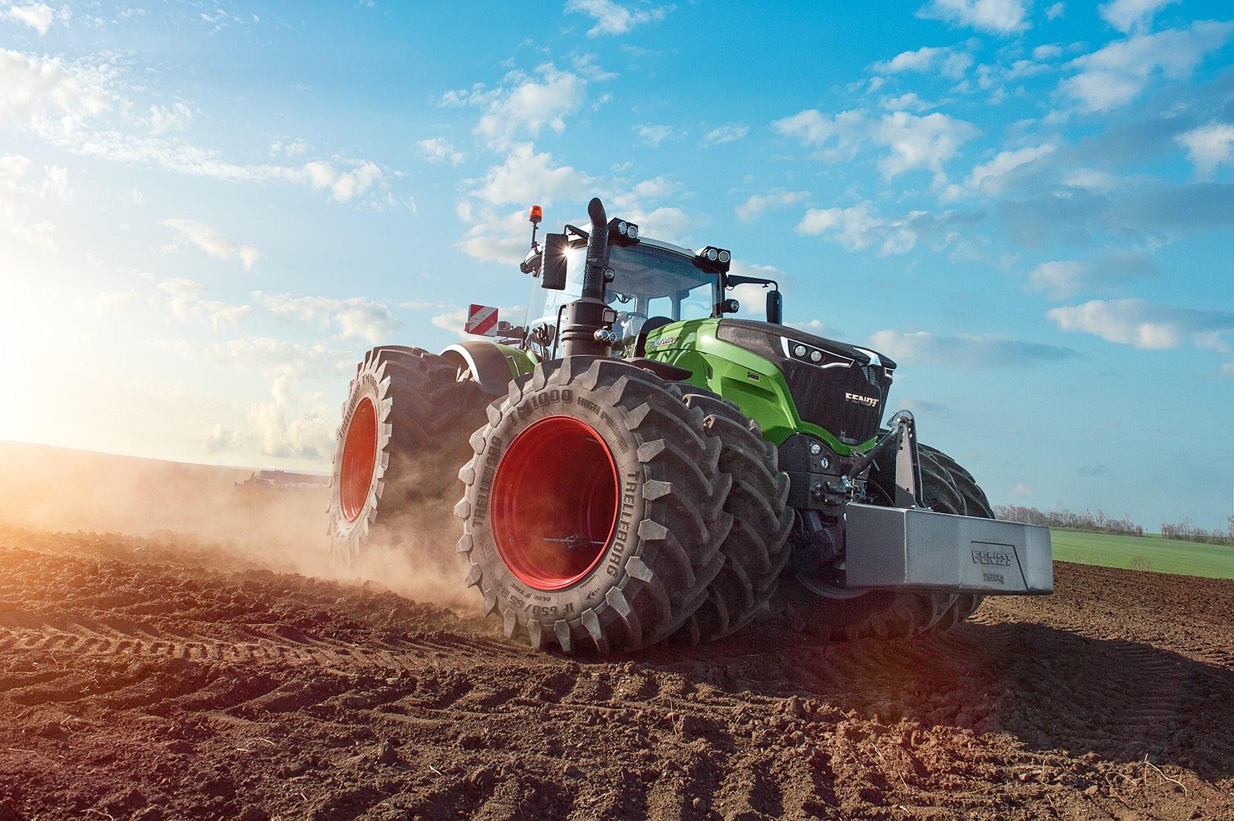 Fendt vise le podium français des ventes de tracteurs !