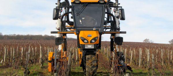 Baisse des ventes de tracteurs mais contexte global favorable pour le Sitevi !