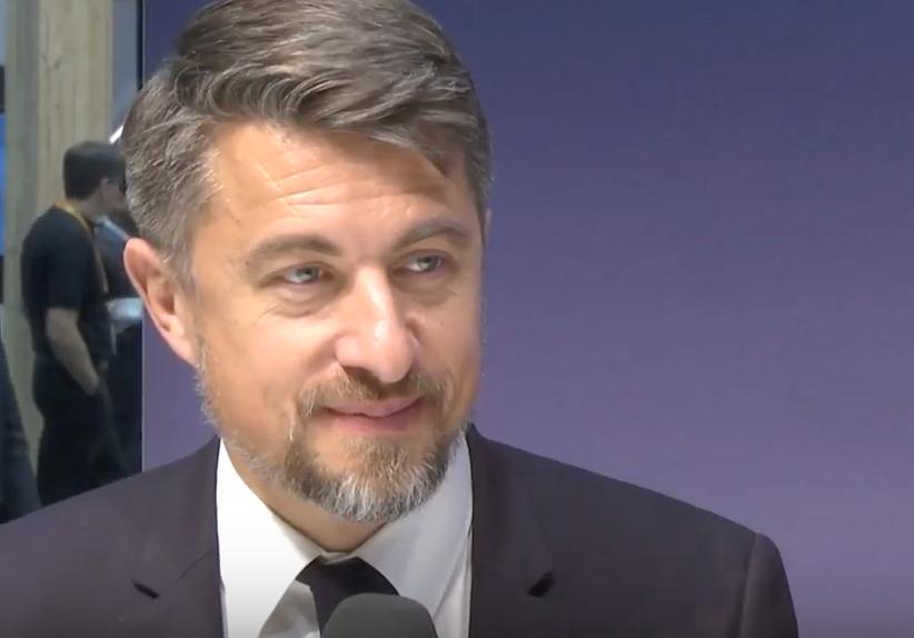 Emmanuel Ladent (Michelin) : «Nous allons développer une offre complète de pilotage de pression»