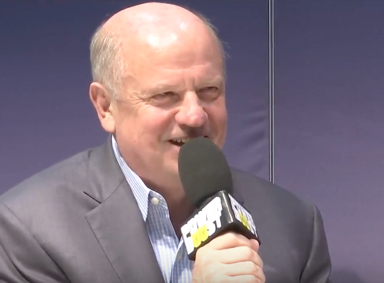 Martin Richenhagen (AGCO) : «Cela n'avait plus de sens de produire des moissonneuses-batteuses sous différentes couleurs»