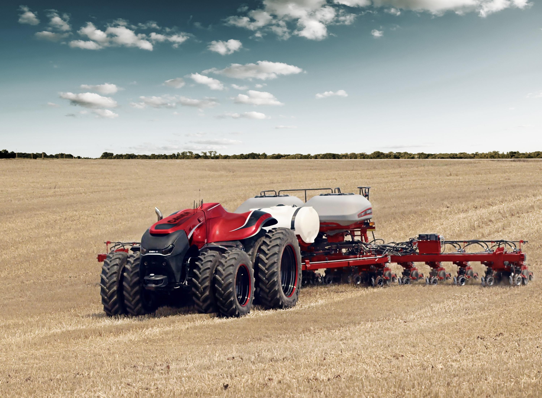 Case IH fait le point sur ses projets d'automatisation agricole