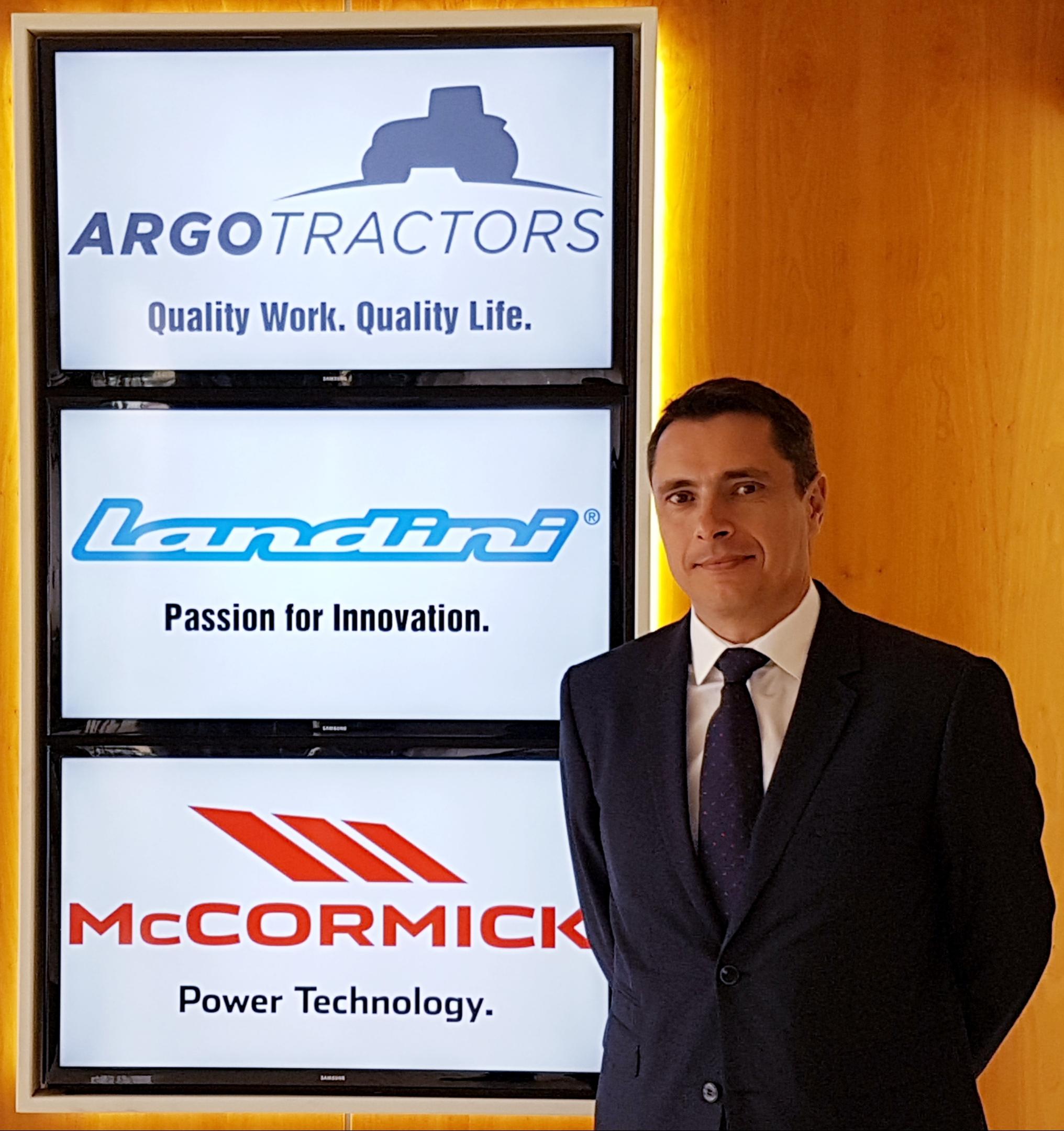 Un nouveau Directeur Général pour Argo France