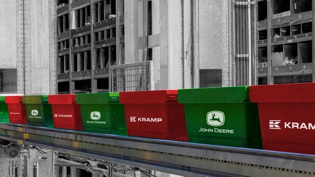 John Deere étend son partenariat avec Kramp