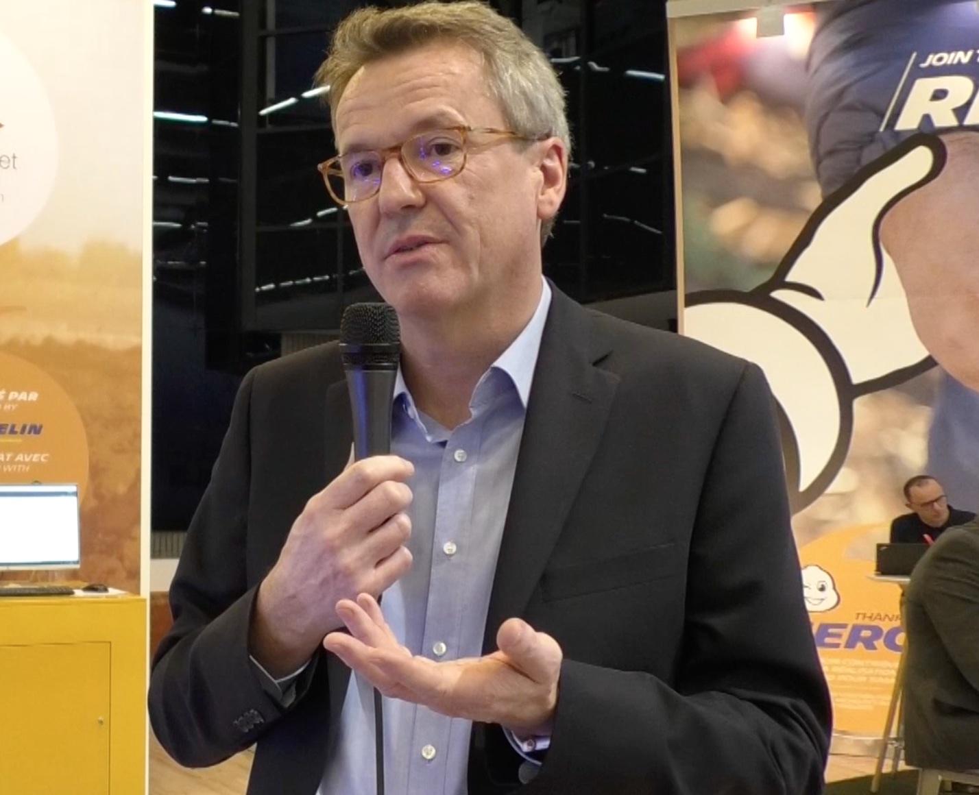 Thomas Boettcher (Camso) : «Avec Michelin, le trait d'union est l'innovation»