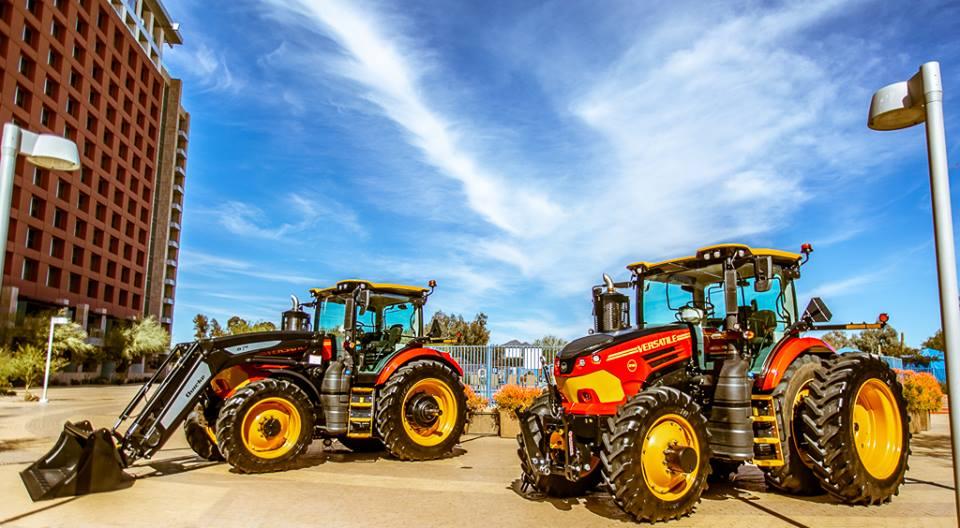 Versatile va produire des tracteurs Kubota pour l'Amérique du Nord