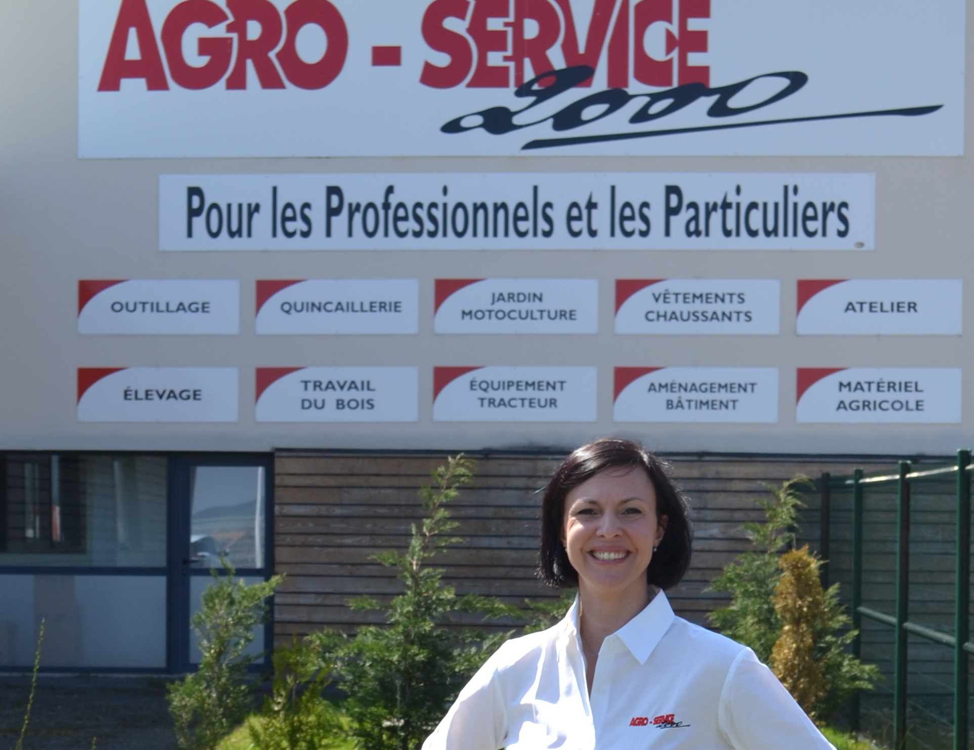 Anne-Laure Gobert renforce l'équipe marketing du groupe Agro-Service 2000