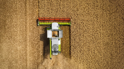 Moissonneuses-Batteuses : Claas reste leader en France