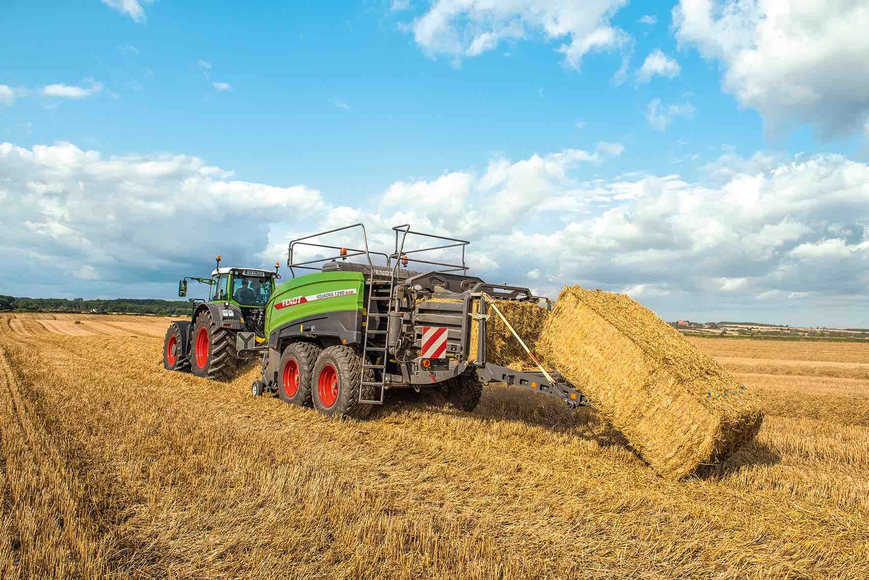 Les avant premières Fendt d'Agritechnica 2019
