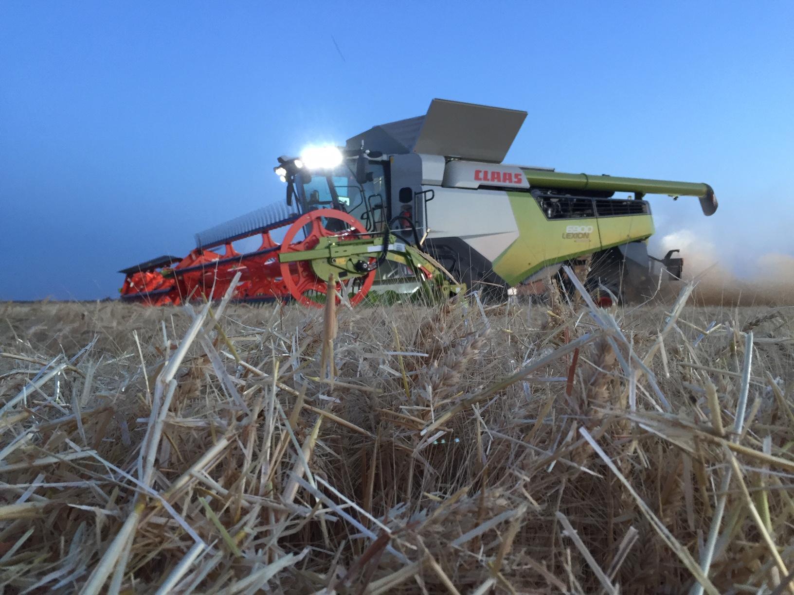 Claas lancera plusieurs nouveautés à l'Agritechnica