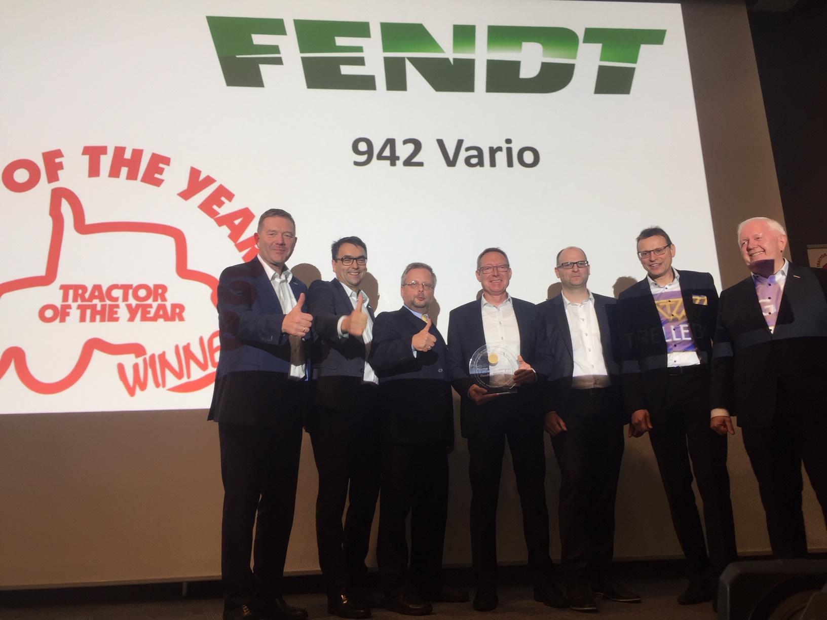 Deux constructeurs raflent les quatre prix du «Tractor of the Year» 2020 !