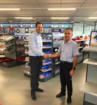 Bepco conclut un partenariat avec Bucher Landtechnik