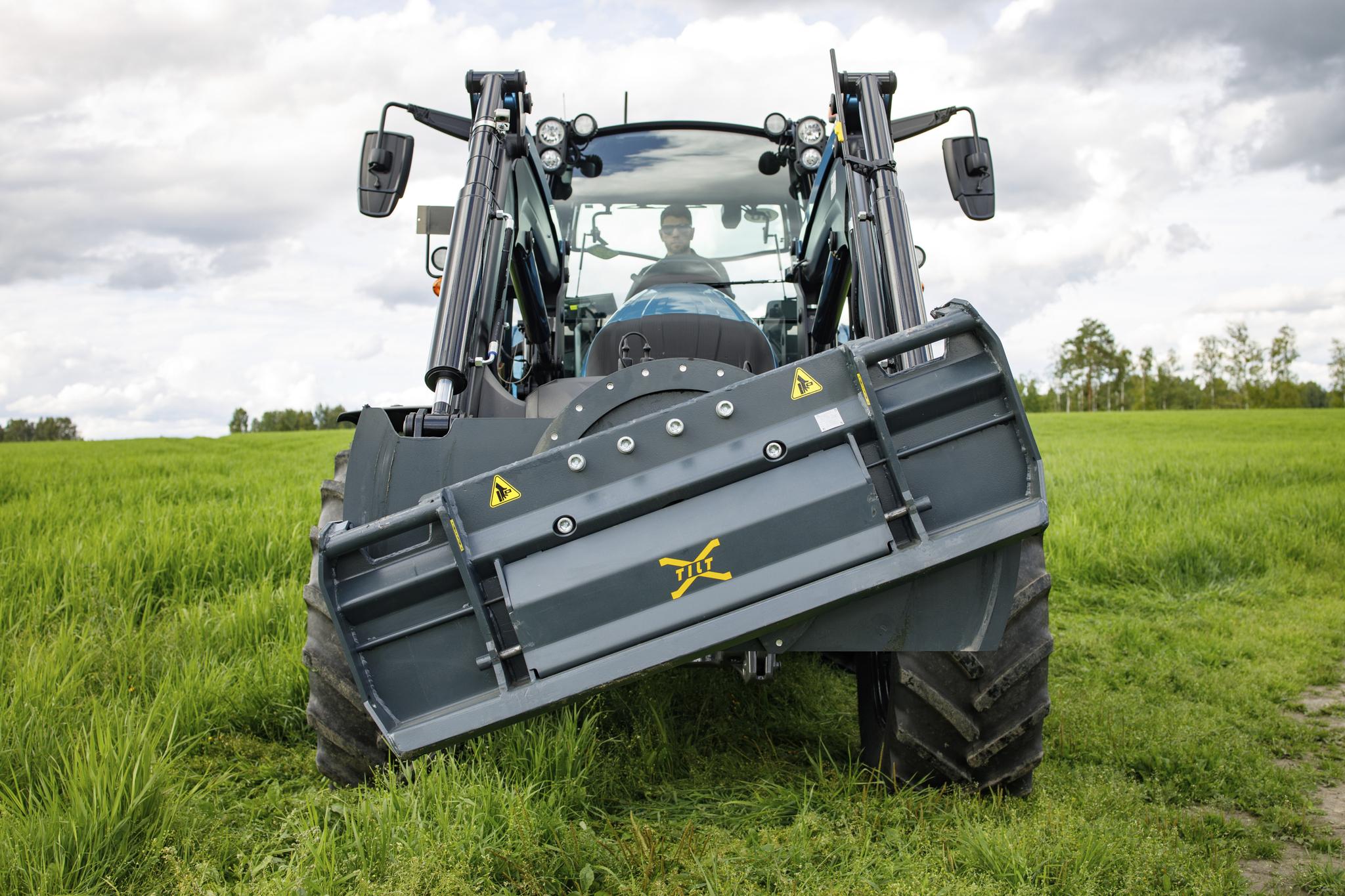 Valtra annonce sa 5ème génération de tracteurs