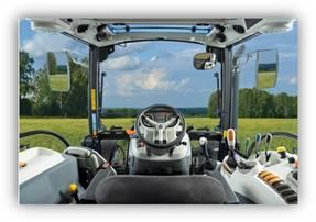 Landini annonce un nouveau tracteur